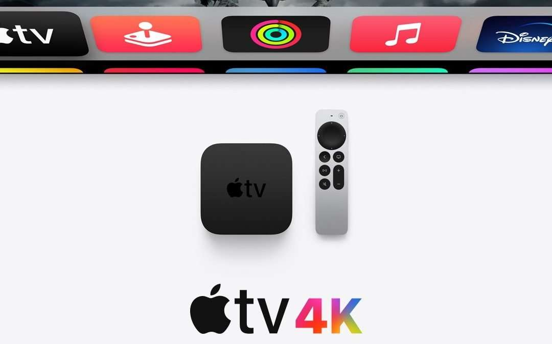 New Apple TV 4k Announced – A Great update