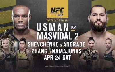 Usman vs Masvidal UFC 261 stream online from anywhere for free