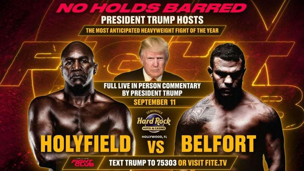 HOLYFIELD vs BELFORT
