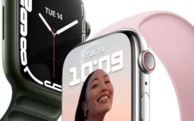 Apple Watch Series 7 Full Screen Ahead